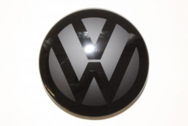 VW Polo 6 AW, GTI, front emblem black only for ACC