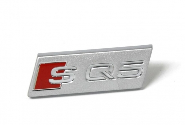 Audi SQ5 badge / emblem for sports steering wheel