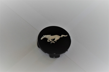 Ford Mustang Black Horse Wheel cover