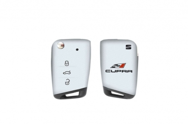 Seat CUPRA key cover white